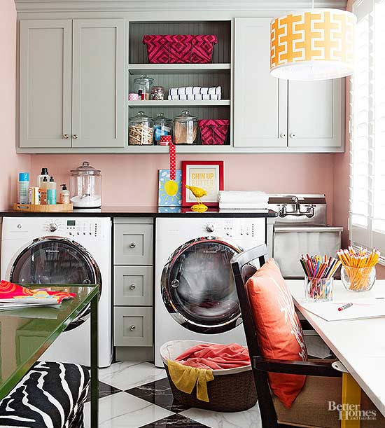 Laundry-Work Room