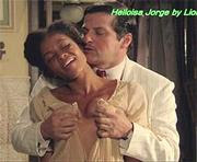 Heloisa Jorge sensual na novela Gabriela