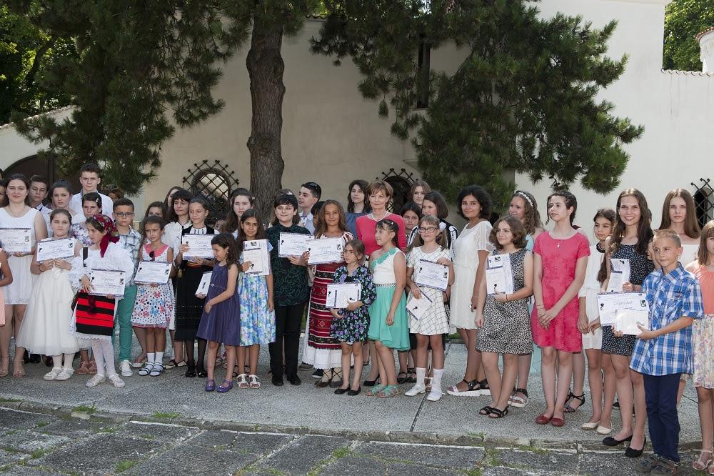 Concursul Internațional Basmele Reginei Maria la a X-a ediție