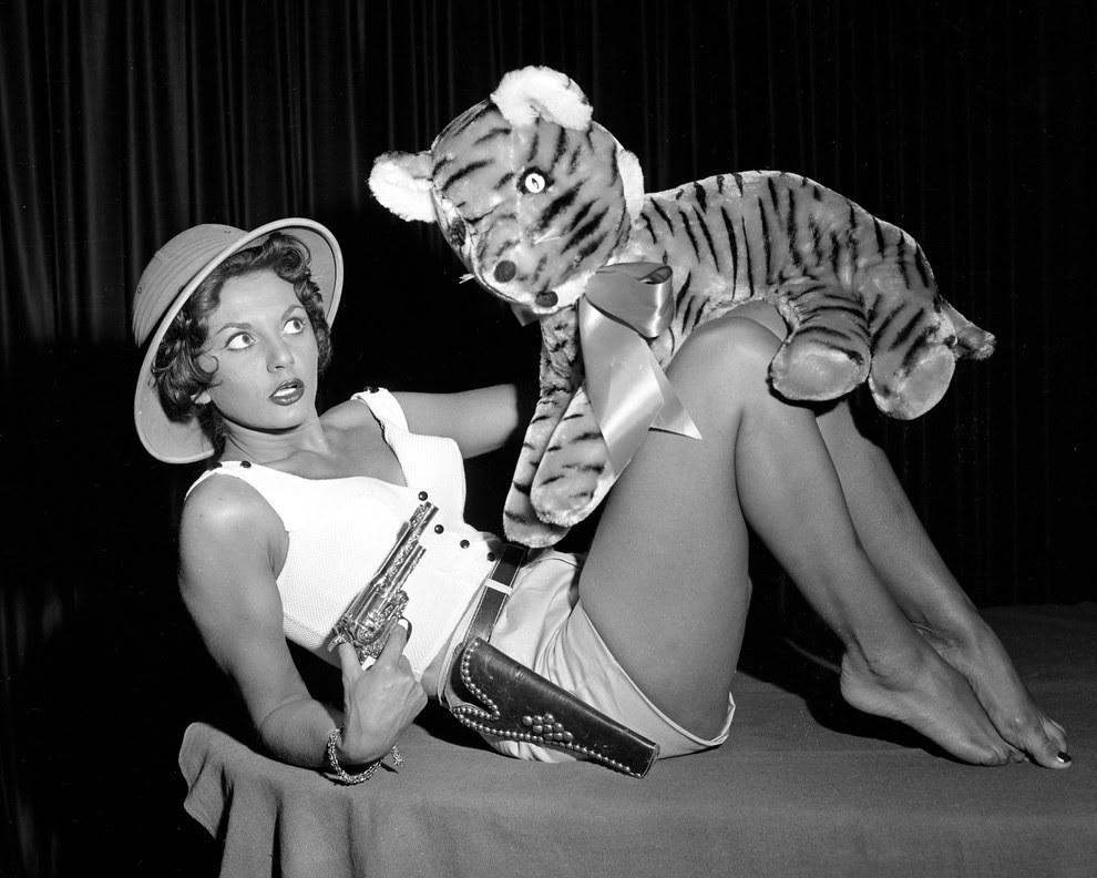 11. Королева Цирка, 1959 конкурс, королева, красота