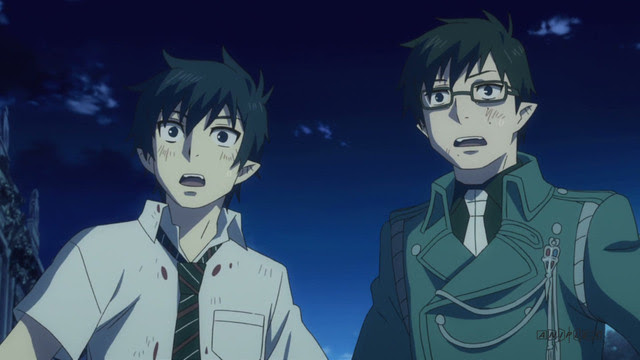 Ao No Exorcist Season 1 Episode 25