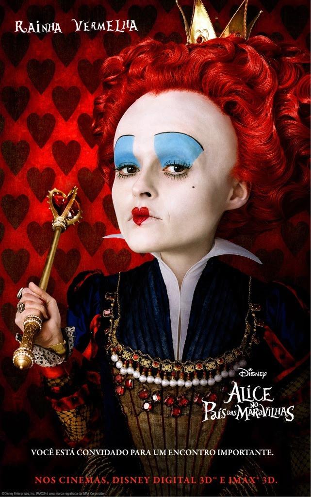 Entre Alice No País Das Maravilhas E O Segredo De Seus Olhos Blog Rp
