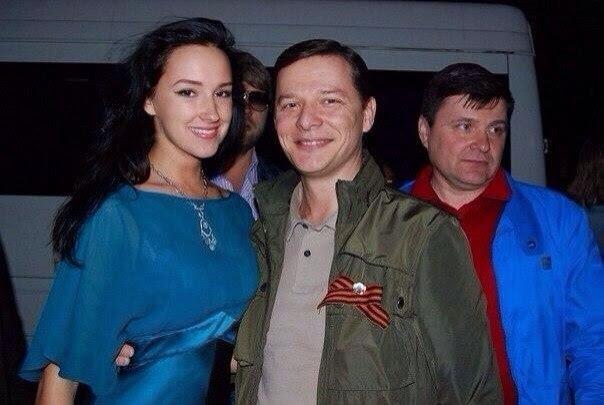 Виктория Шилова: Я  никогда не была сестрой шута, гея и военного преступника Ляшко