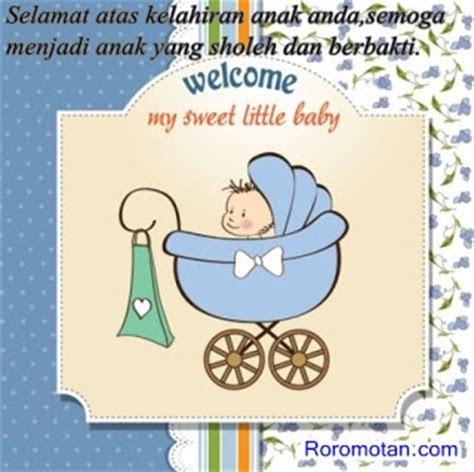 Kartu Ucapan Kelahiran Bayi Laki Bagikan Contoh