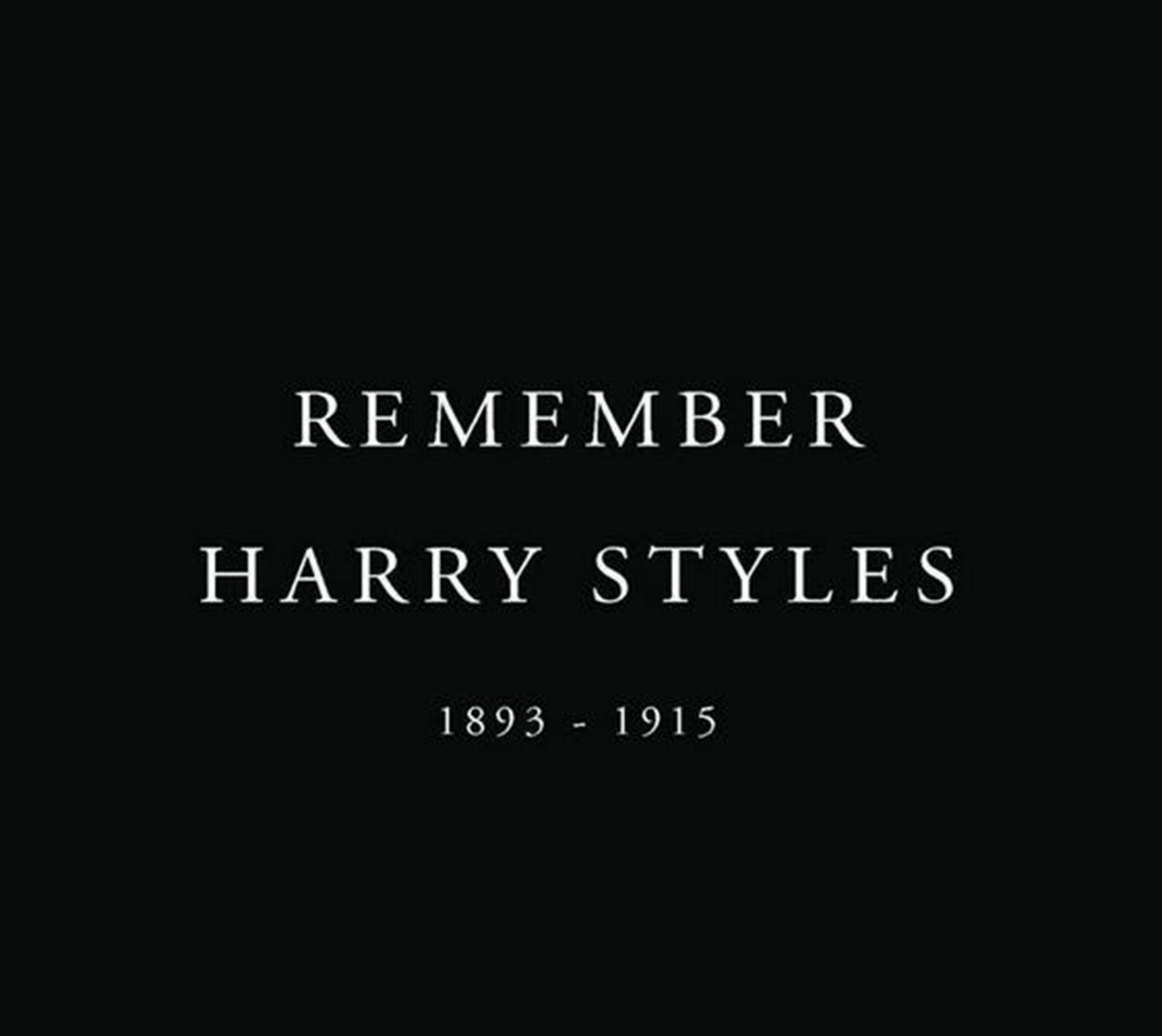 RIP Harry Styles and Andy Murray: Campaign mourns the ...