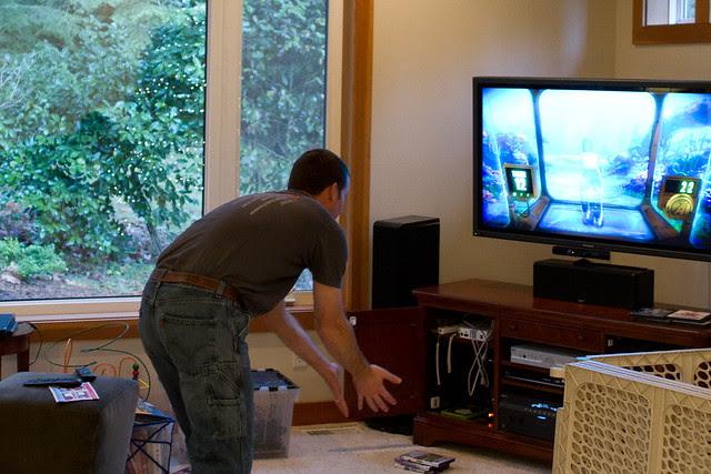 Erick Kinect