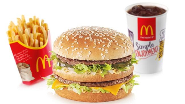 Forget your standard Big Mac meal. Try out these secret menu hacks at Maccas.