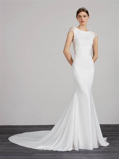 Pronovias Druida   Mia Sposa Bridal Boutique Newcastle