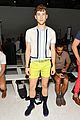 andrew rannells tommy dorfman buddy up at parke ronen show 03