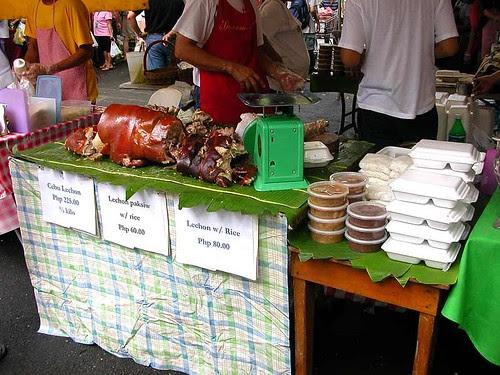 market lechon