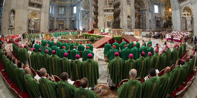 DE MATTEI: El Sínodo y el Magisterio ordinario de la Iglesia