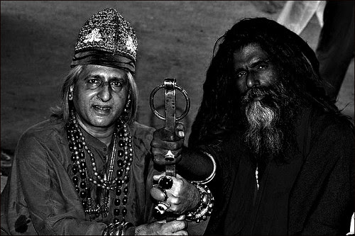 The Malang And The Fakir by firoze shakir photographerno1