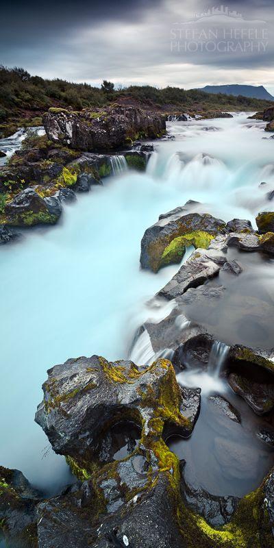 Piscina Leite, Islândia