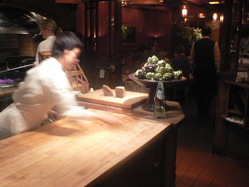 File:Chez Panisse cafe kitchen.jpg