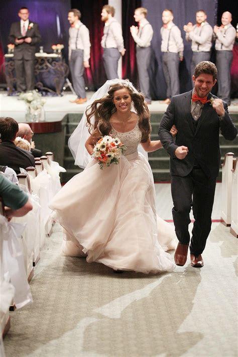 Jessa Duggar's Wedding Photos   Marriage   Pinterest   19 kids