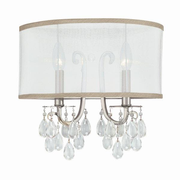 Best Two-Light Crystal Wall Sconce,Modern Lamp+Online with $78.54 ...