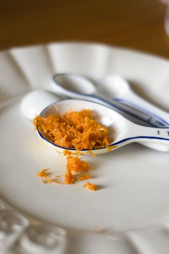 pain d'epices - orange zest