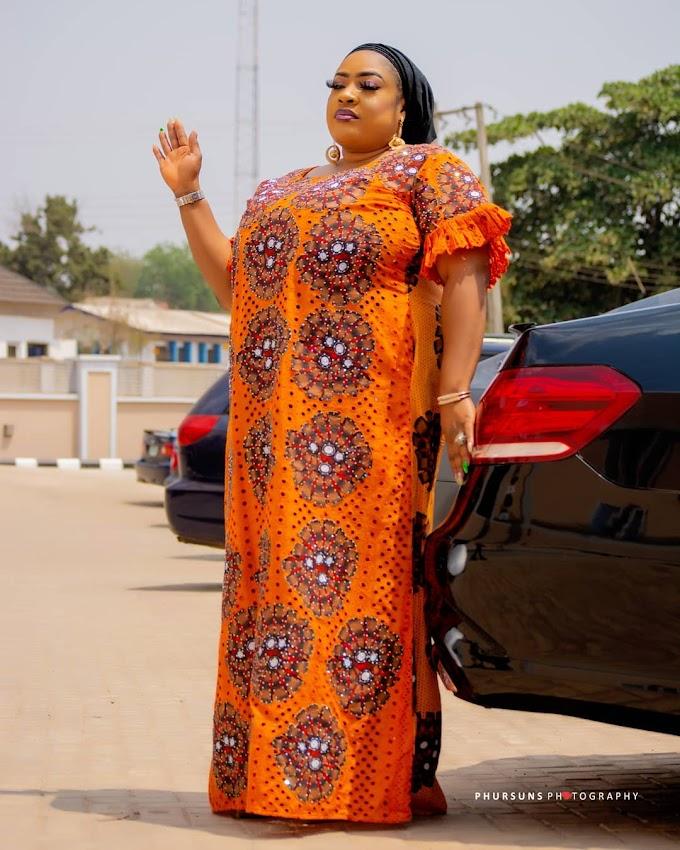 """We still share the same bedroom"" – Actress, Foluke Daramola Salako's husband denies reports their marriage has crashed"