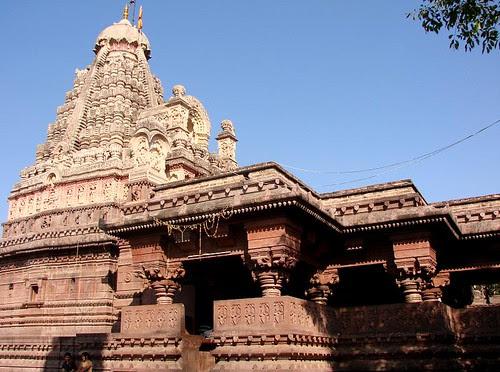 Twelve Jyotirlingas (Dwadasha Jyotirlinga) Darshana - 09. Grishneshwar Temple, Aurangabad