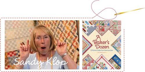 Sandy Klop- A Baker's Dozen