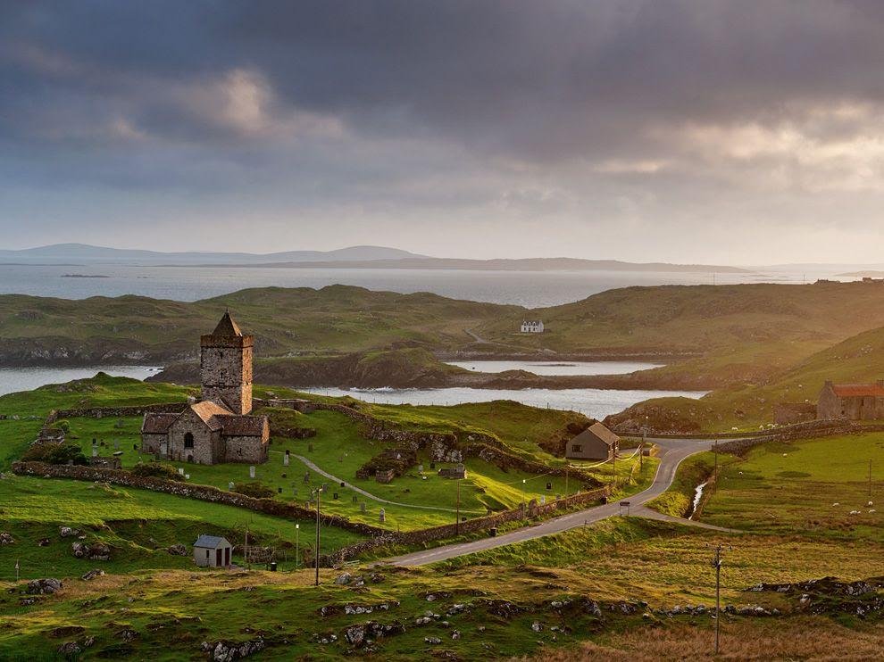 Η Εκκλησία Rodel στη Σκωτία
