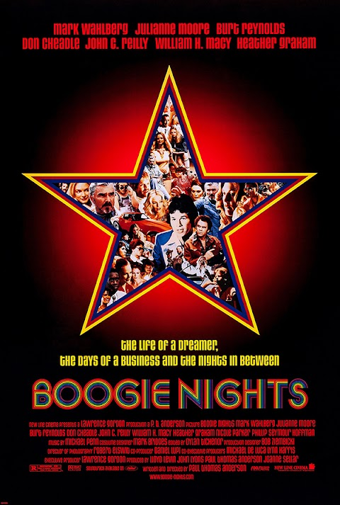 18+ Boogie Nights 1997 English Full Movie 450MB BluRay Download