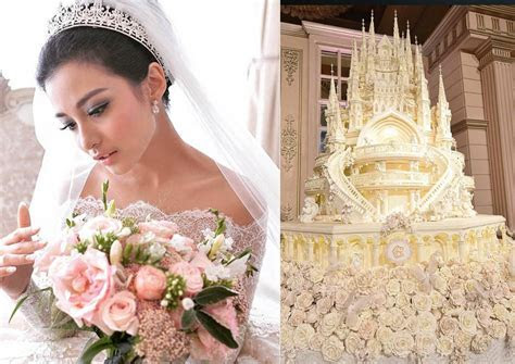 Indonesian celebs' fairy tale wedding stuns with 4.5m