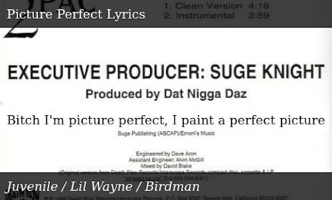 I M Going To Paint A Perfect Picture Lyrics