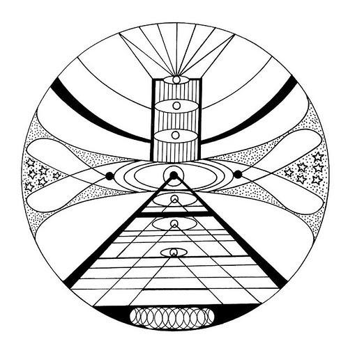Unusual Energy Mandala
