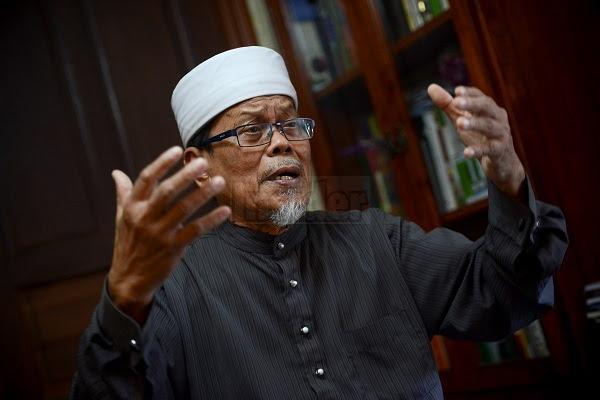 RUU Hudud: Umno permain PAS – Ahmad Awang