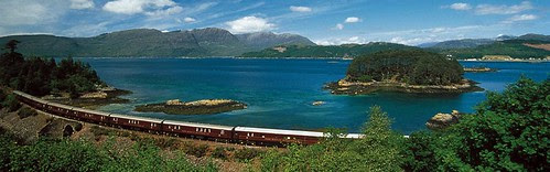 Royal Scotsman, luxury train travel