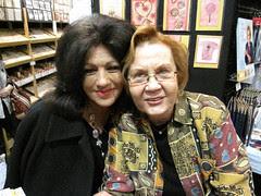Mom and Carol!