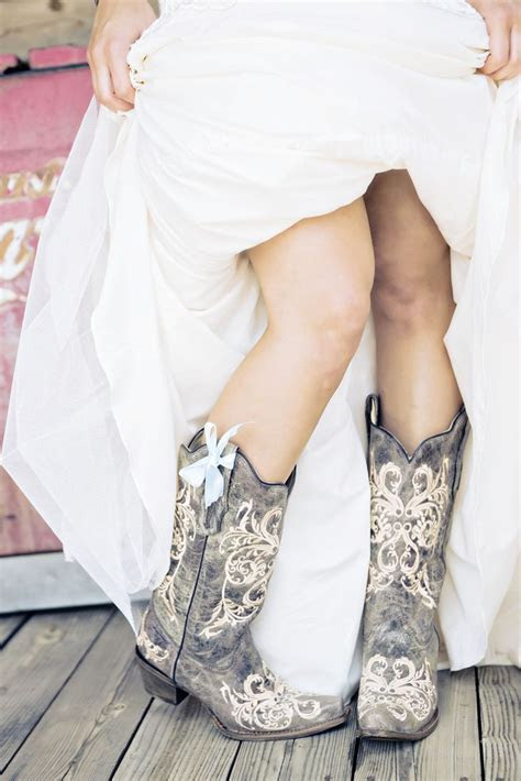 25  best ideas about Wedding cowboy boots on Pinterest