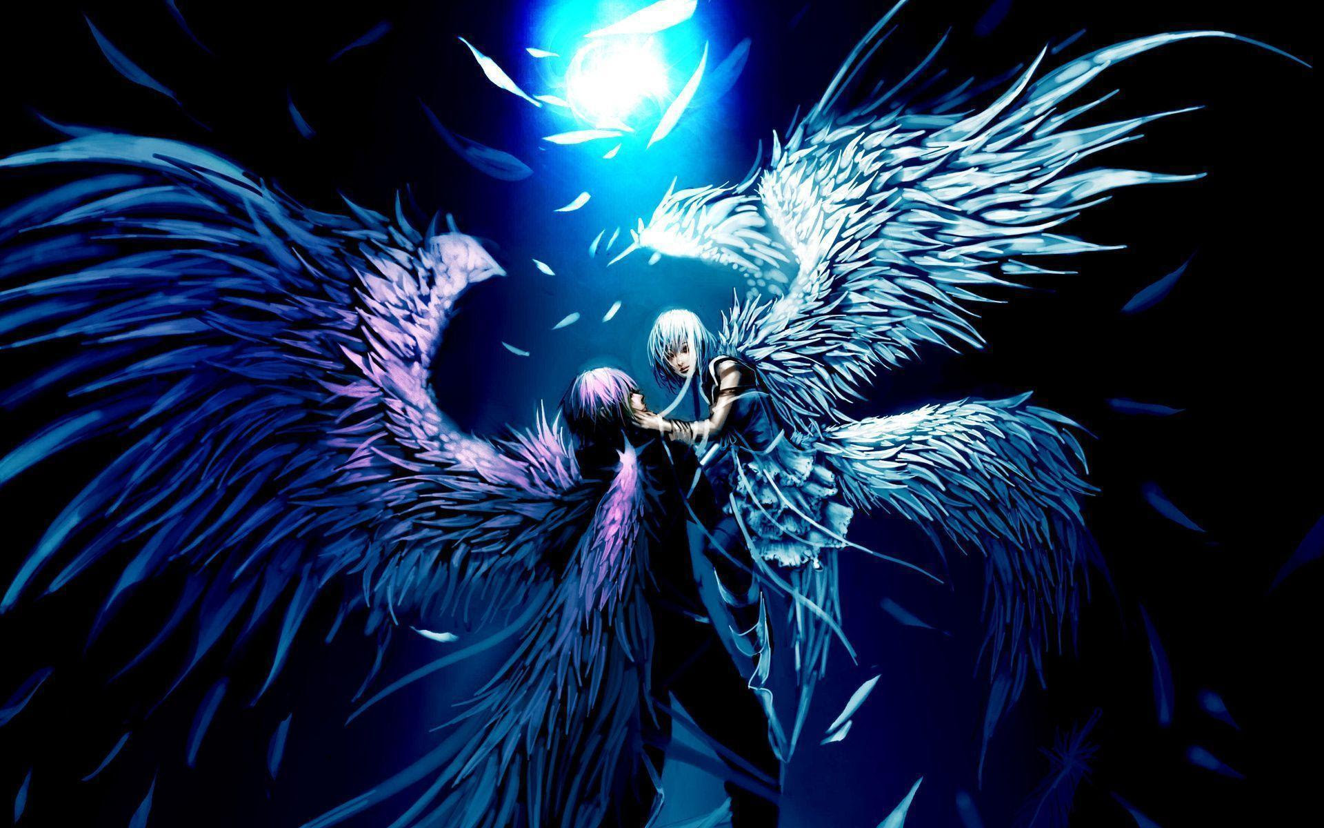 Anime Angel Wallpapers - Wallpaper Cave