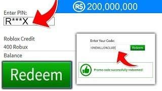 Promo Codes For Roblox To Get Robux