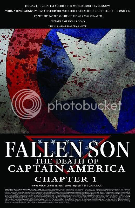 Fallen Son - Denial