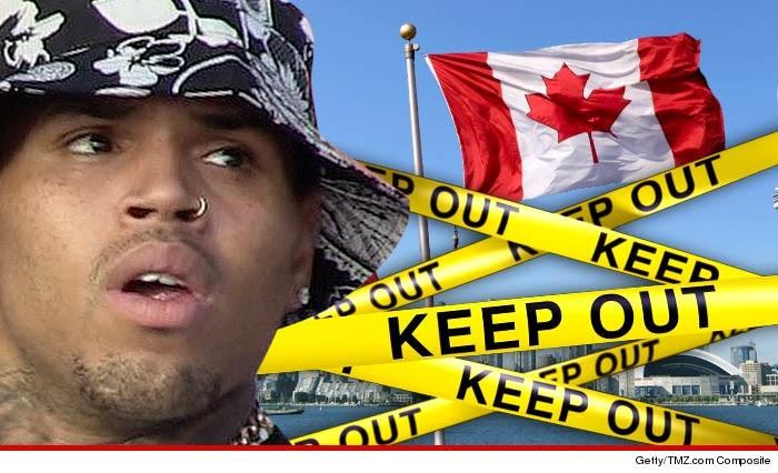 Chris Brown Canada