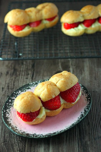 Strawberry Puff 3