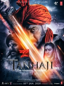 Tanhaji Full Movie Download in HD by Movierulz Tamilrockers