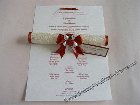 Sample Wedding Invitations Filipino 1 2 invitation pages