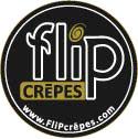 Flip Crepes Logo