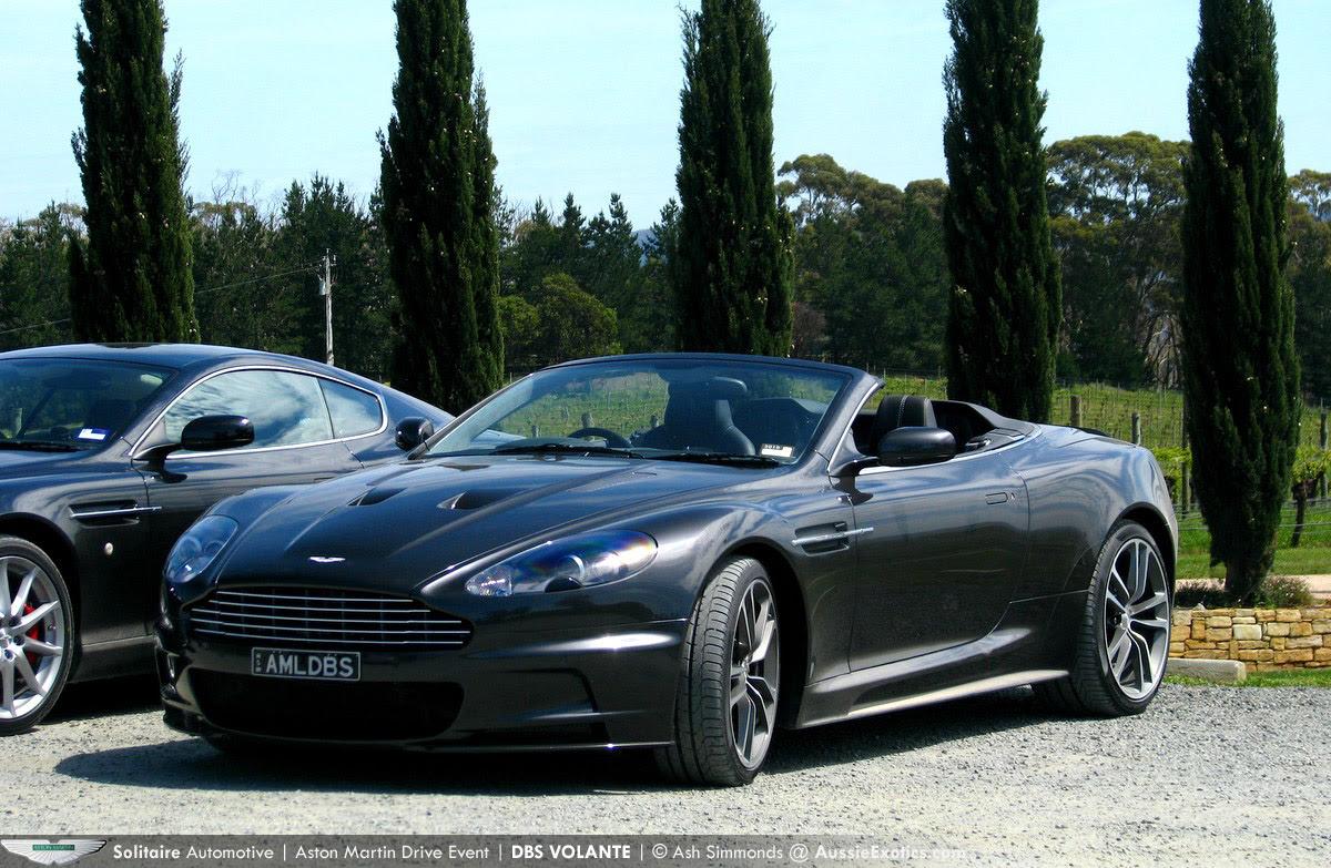 Auto Design Aston Martin DBS Volante Cars Images And Prices - Aston martin db9 volante price