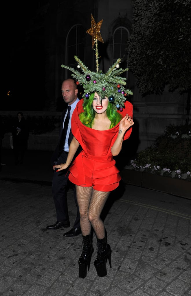 lady gaga's most memorable outfits  popsugar fashion