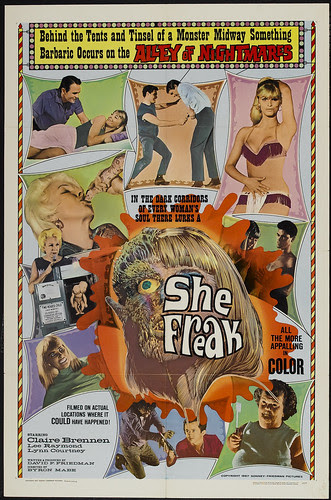 She Freak (1967)