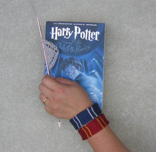 HP wristbands