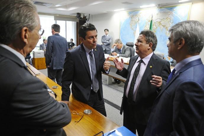 Otávio Leite relator MP do Futebol (Foto: Marcos Oliveira / Agência Senado)