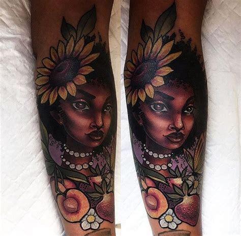 pin tattoo time