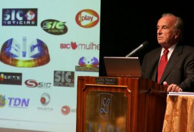 Francisco Pinto Balsemão, presidente do grupo Impresa – Foto de Miguel A. Lopes/Lusa (arquivo)