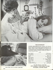 exorcist screen world 1974 1 (by senses working overtime)