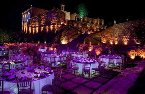 Domaine de Zekrit Wedding Venue http://www.lebanoned.com/l